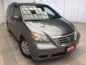 2009 Honda Odyssey EX-L | Just 76,263 km !