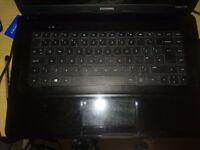 "Compaq CQ58-d28sa 15.6"" Intel Pentium, 4GB, 500GB, Black Laptop"