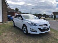 Hyundai i40 1.7 CRDi BLUE Active Estate - Only £30 Road TAX per Year