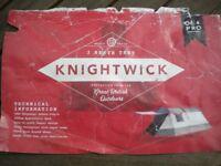 knightwick 3 berth tent