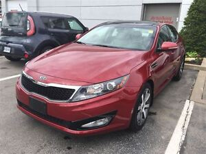 2011 Kia Optima EX+