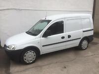 Vauxhall combo cdti , full mot, 1 owner, low miles, fsh