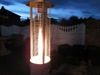 firefly gas patio heater.
