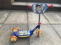 Jake and the Neverland Pirates Scooter
