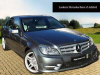 Mercedes-Benz C Class C250 CDI BLUEEFFICIENCY SPORT 2012-06-29