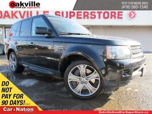2010 Land Rover Range Rover Sport Supercharged | LEATHER | SUNRO
