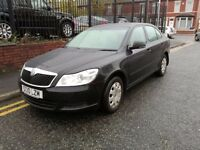 2010 Skoda Octavia Black 1.9 TDI PD S 5dr Hatchback £1995 p/x welcome