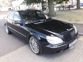 Mercedes s class cdi