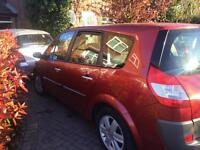 2005 RENAULT GRAND SCENIC DYNAMIQUE 7 SEATER