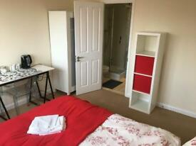 New DOUBLE ROOM with own BATHROOM