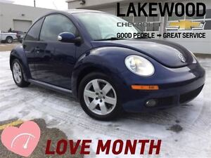 2007 Volkswagen New Beetle 2.5L (3M Protection, Tinted windows)