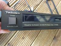 Beautiful Technics Tuner St 500L perfect working order