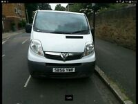 Vauxhall vivaro panel van excellent condition only 2499.