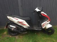Chinese 50cc no logbook project