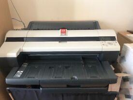 Colour Plan Printer