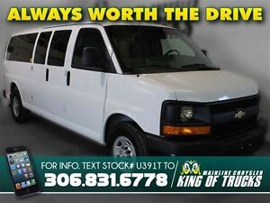2015 Chevrolet Express LS