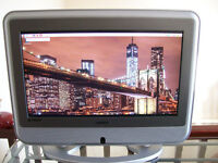 HDMI 26 Inch TV, Good condition, Working order, Warranty, Wall Mountable or Stand, Free delivery