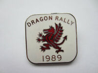 dragon rally badge 1989