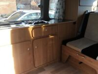 1997 Nissan Elgrand CamperVan, 3.2 Diesel Auto, complete with side awning