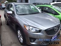 2014 Mazda CX-5 GT Burnaby/New Westminster Greater Vancouver Area Preview