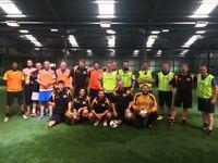 Livingston 5 a side Football – 3 Games –Mondays, Wednesdays, Fridays