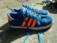 Adidas Neo Label Trainers,size 8