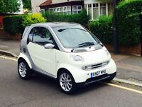 Smart City 0.7 AUTOMATIC, New 12 Month MOT, £30 Year Road Tax, Full Service History, Low Mileage