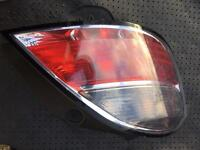 2005 Vauxhall Astra (smoked) n/s (passenger) Rear Light