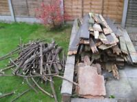 Free Firewood for Bonfire Night