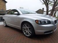 VOLVO C70 T5 Auto Coupe Convertible for sale LOW MILEAGE Heated Electric Seats, Bose 6CD Radio
