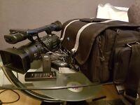 Camera sony hdr fx1e