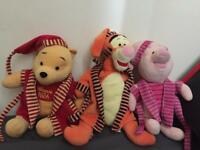 Winnie piglet and tigger