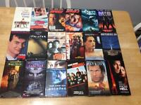VHS/DVD Movies for sale