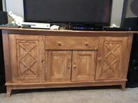 NEED GONE ASAP Solid oak sideboard 155cm