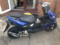 Yamaha aerox r 50 cc