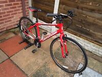 Cannondale quick 5 mountain / hybrid bike 17 in medium frame brand new never used. £375 no offers!