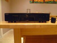 Sony CD Player CDP-XE 370 Excellent.Will Post