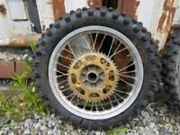 Setnof 80cc wheels