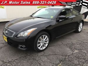 2013 Infiniti G37 Sport, Automatic, Navi, Leather, Sunroof, AWD