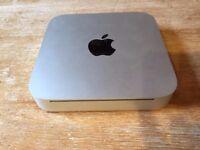Mac Mini mid-2010, 2.4GHz processor, 500GB drive, 8GB RAM, DVD Superdrive