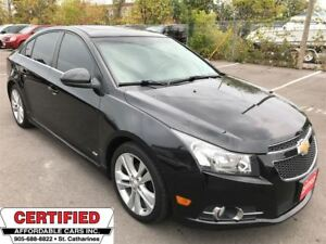 2012 Chevrolet Cruze LT Turbo 1SB **START, CRUISE **