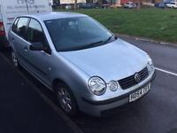 2005 Volkswagen polo twist 1.9 SDI + 1 year MOT + runs and drives