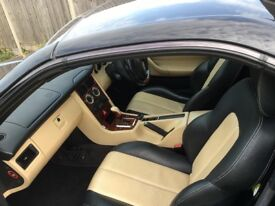 For sale Mercedes SLK good condition