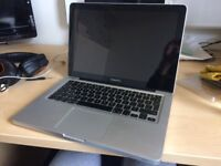 """MacBook Pro 13"""" 2011 - Spares Repairs"""