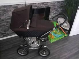 Silver cross pram/ pushchair