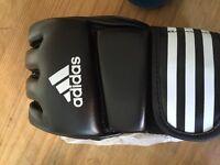 Adidas boxing mitts