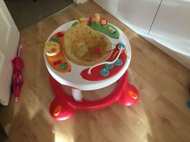 Mothercare 2 in 1 walker , very good condition!