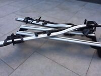 BMW Roofbars and Cycle holder