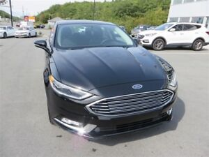 2017 Ford Fusion SE *Heated Leather *Nav *Sunroof