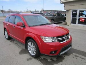 2014 Dodge Journey R/T - LOADED heated seats leather